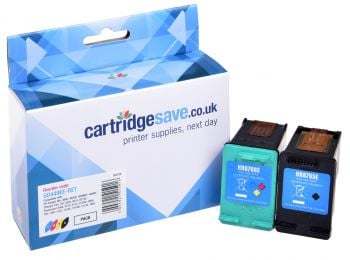Compatible HP 338 / HP 343 Black & Tri-Colour Ink Cartridge Multipack (SD449EE)