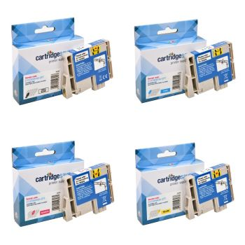 Compatible Epson T059 4 Colour Ink Cartridge Multipack - (Lily)