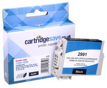 Compatible Epson 29XL High Capacity Black Ink Cartridge - (T2991 Strawberry)