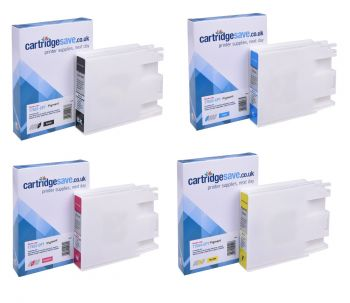 Compatible Epson T755 High Capacity 4 Colour Ink Cartridge Multipack