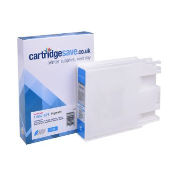 Compatible Epson T7552 High Capacity Cyan Ink Cartridge - (C13T755240)
