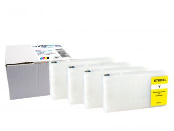 Compatible Epson T789 Extra High Capacity 4 Colour Ink Cartridge Multipack
