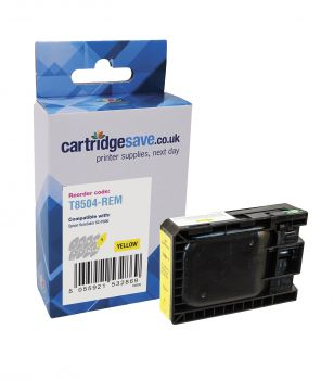 Compatible Epson T8504 Yellow Ink Cartridge - (C13T850400)