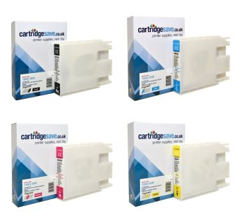 Compatible Epson T908 High Capacity 4 Colour Ink Cartridge Multipack