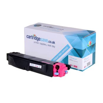 Compatible Kyocera TK5150M Magenta Toner Cartridge