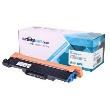 Compatible Brother TN-243C Cyan Toner Cartridge