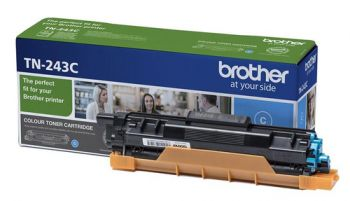 Brother TN-243C Cyan Toner Cartridge