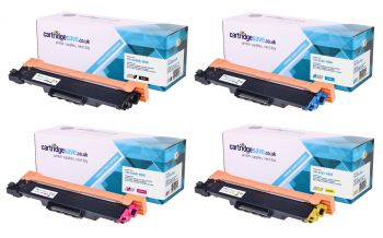 Compatible Brother TN-243CMYK 4 Colour Toner Cartridge Multipack