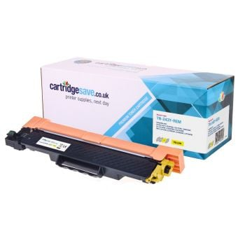 Compatible Brother TN-243Y Yellow Toner Cartridge