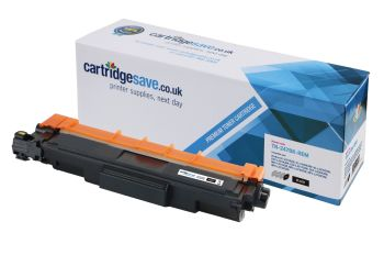 Compatible Brother TN-247BK High Capacity Black Toner Cartridge