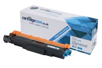 Compatible Brother TN-247C High Capacity Cyan Toner Cartridge