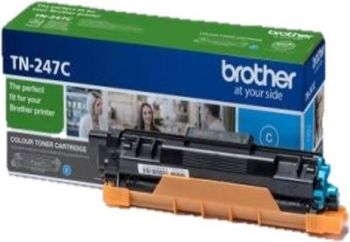 Brother TN-247C High Capacity Cyan Toner Cartridge