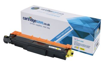 Compatible Brother TN-247Y High Capacity Yellow Toner Cartridge