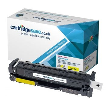 Compatible Yellow HP 415A Toner Cartridge (Replaces W2032A Laser Printer Cartridge)