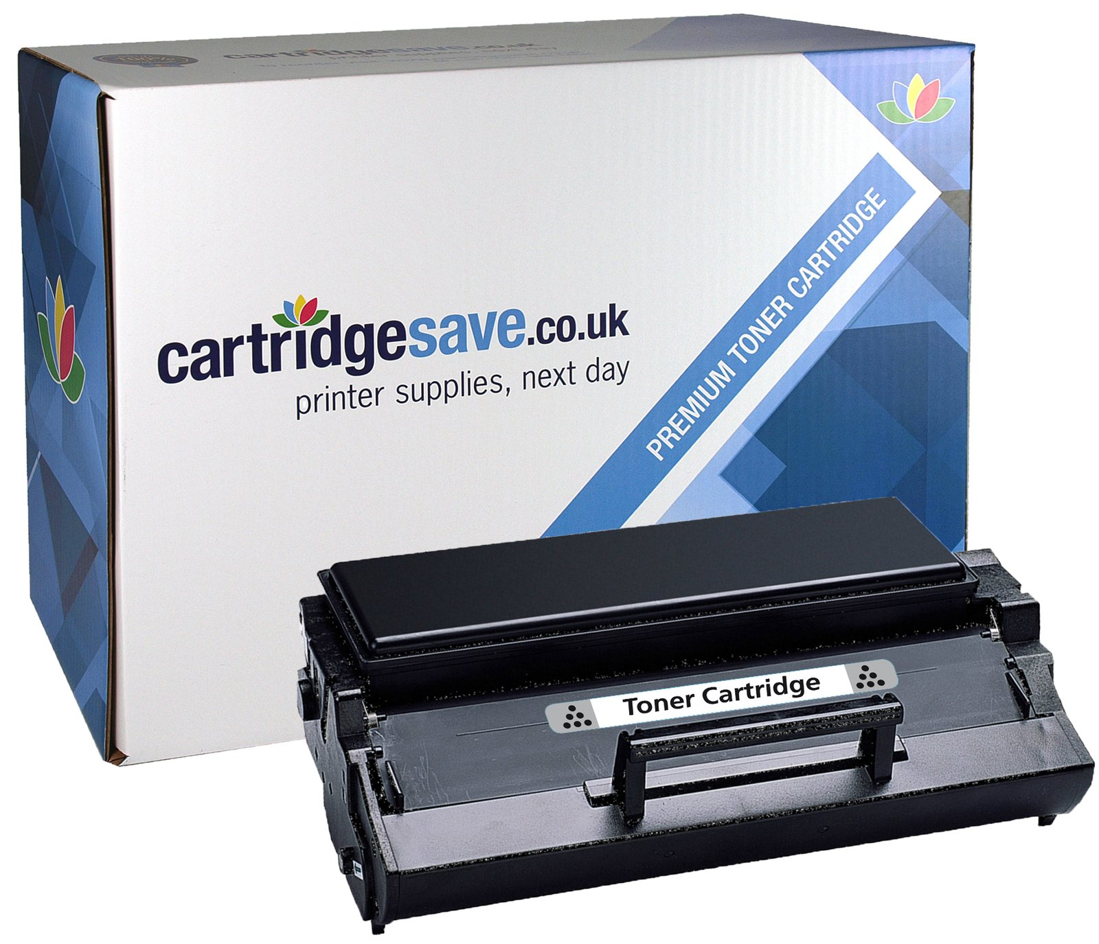 Compatible Lexmark 08A0477 High Capacity Black Toner Cartridge (Replaces 0008A0477 Laser Cartridge)