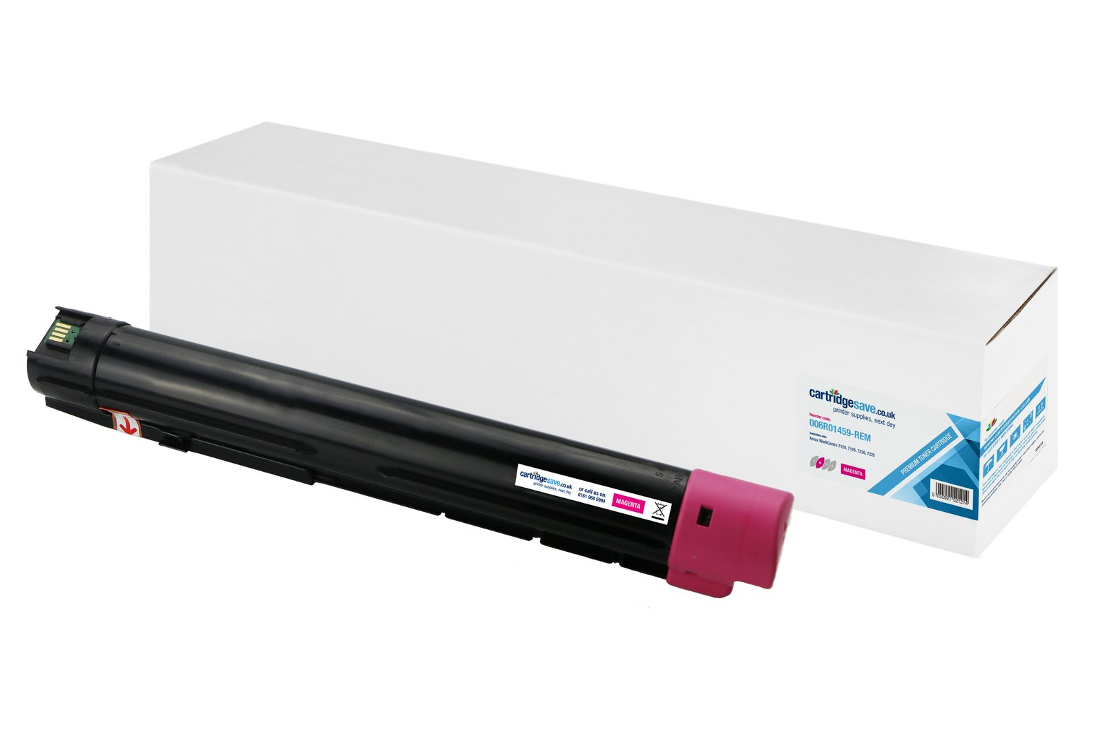 Compatible Magenta 006R01459 Xerox Toner Cartridge - (006R01459)