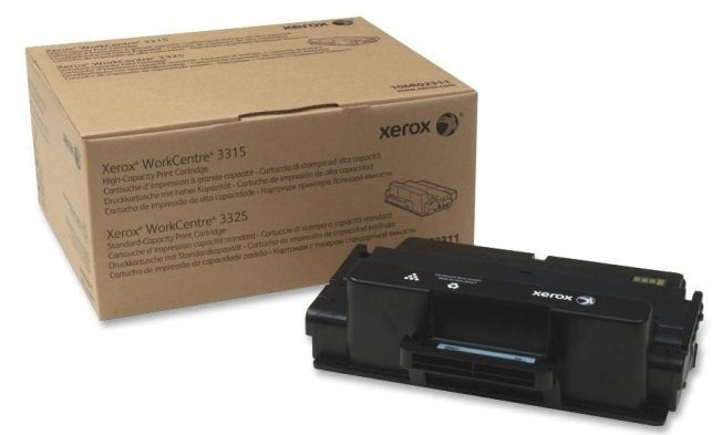Genuine Black 106R02311 Xerox Toner Cartridge - (106R02311)