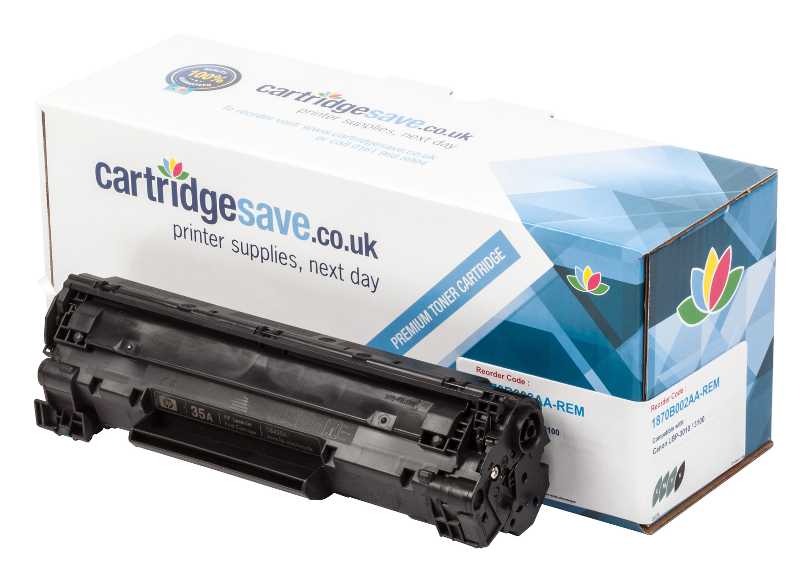 Compatible Black Canon 712 Toner Cartridge - (1870B002AA)