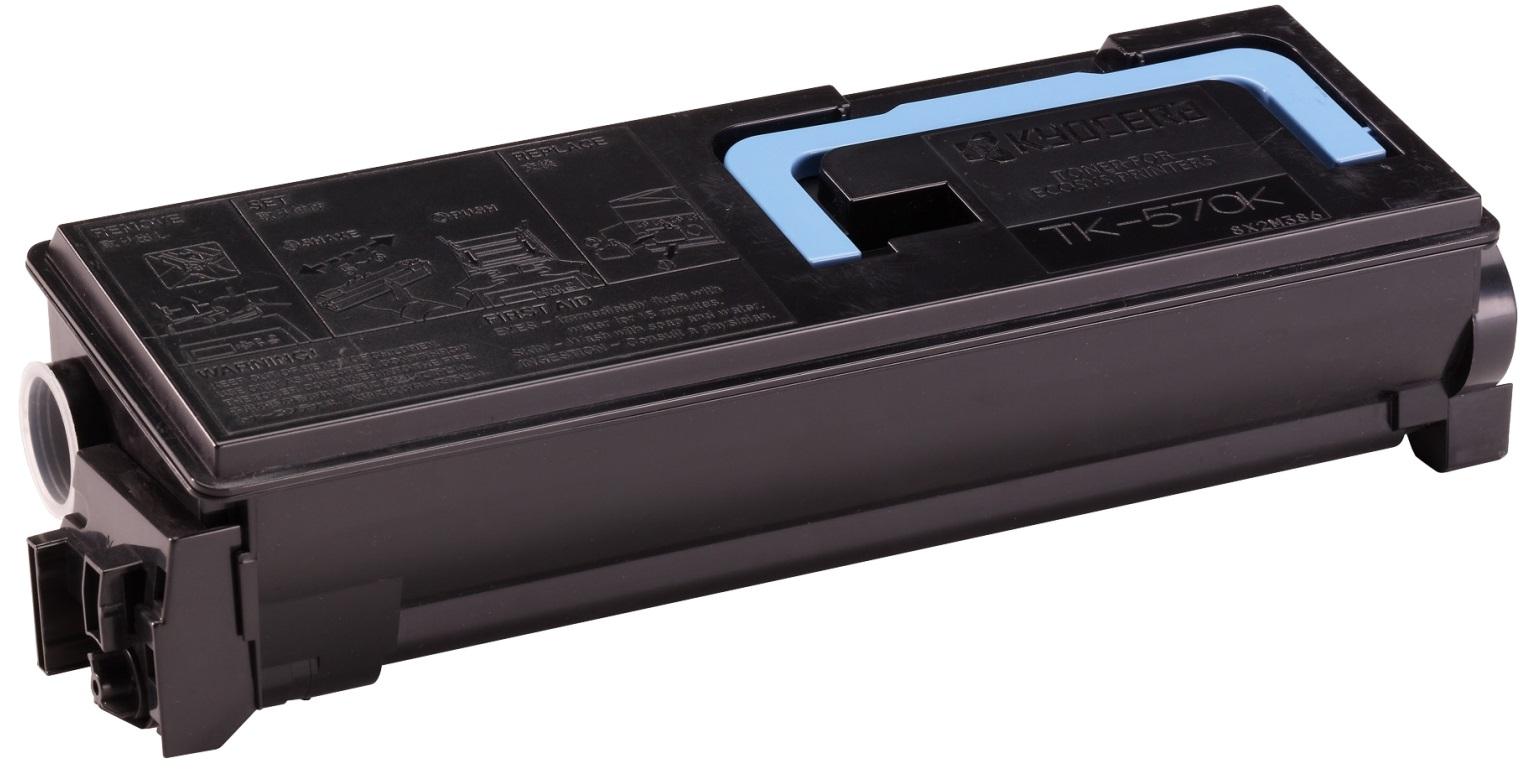 Genuine Black Kyocera TK-570K Toner Cartridge - (1T02HG0EU0)