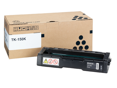 Genuine Black Kyocera TK-150K Toner Cartridge - (1T05JK0NL0)
