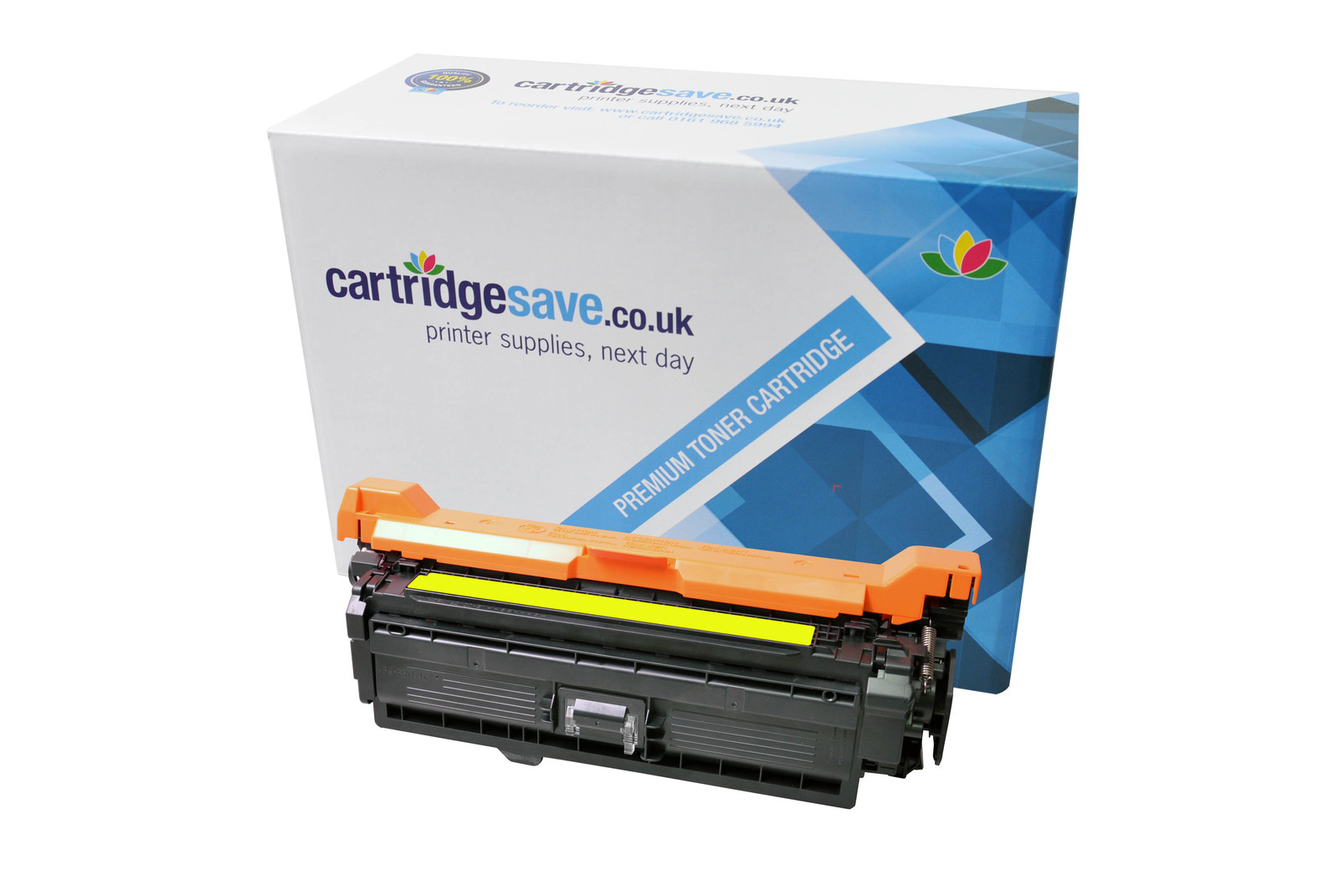 Compatible Yellow Canon 723 Toner Cartridge - (Canon 2641B002AA)