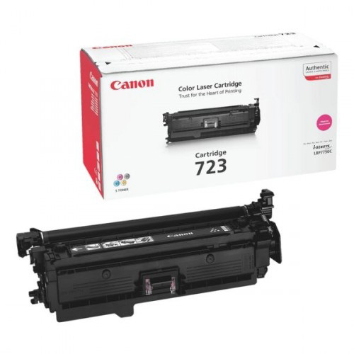 Genuine Magenta Canon 723 Toner Cartridge - (2642B002AA)