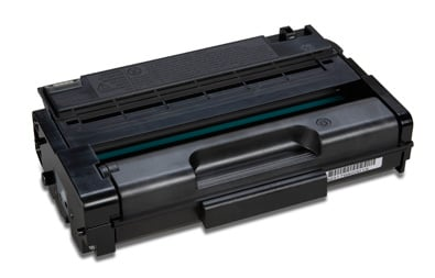 Genuine High Capacity Black Ricoh 406522 Toner Cartridge - (406522)