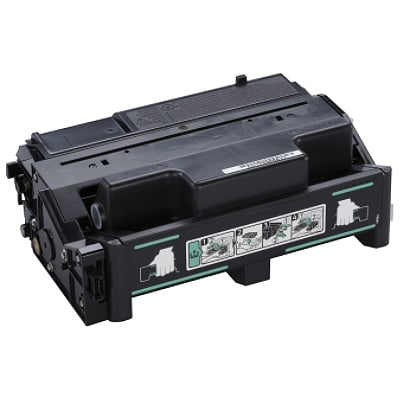 Genuine Black Ricoh 406685 Toner Cartridge (406685 Laser Printer Cartridge)