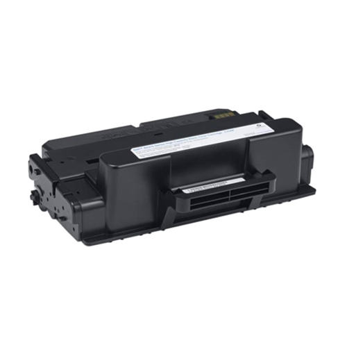 Genuine High Capacity Black Dell 8PTH4 Toner Cartridge (593-BBBJ Laser Printer Cartridge)