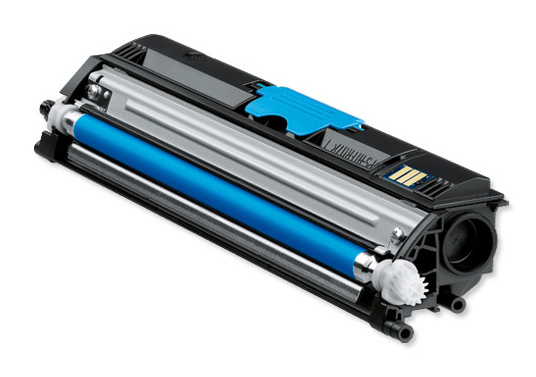 Genuine High Capacity Cyan Konica Minolta A0V30HH Toner Cartridge (A0V30HH Printer Toner Cartridge)