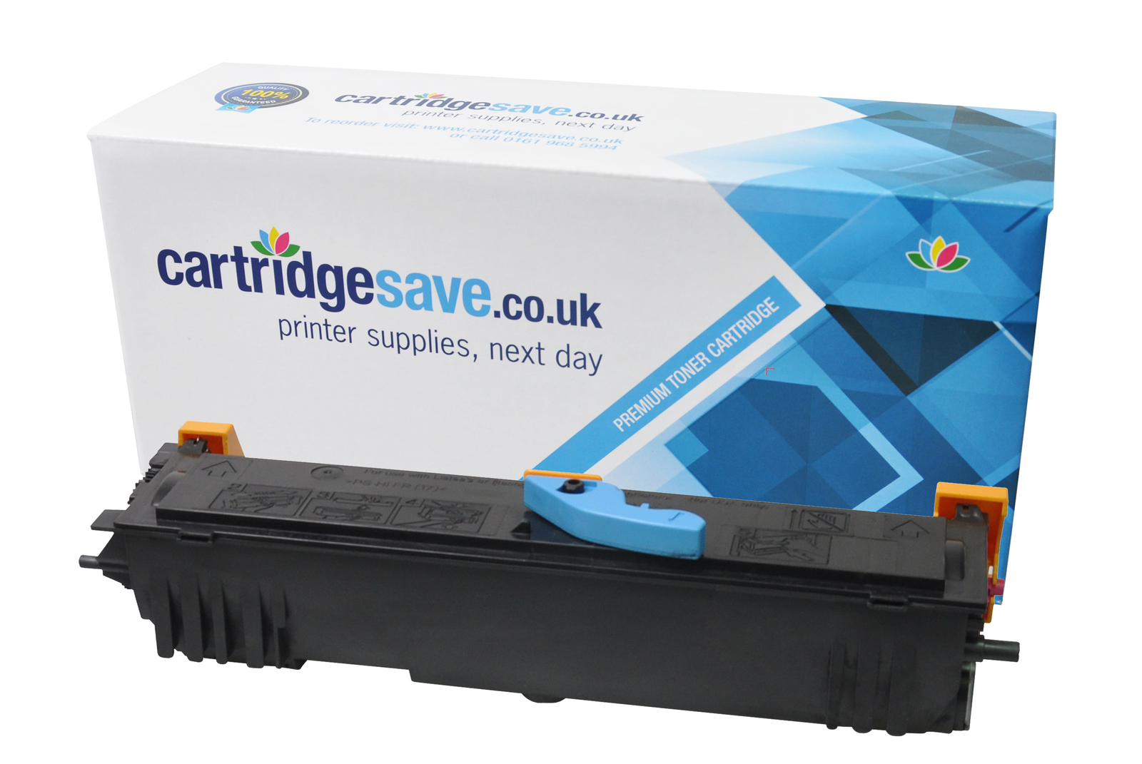 Compatible High Capacity Black Epson S050166 Toner Cartridge - (Replaces Epson S050166)