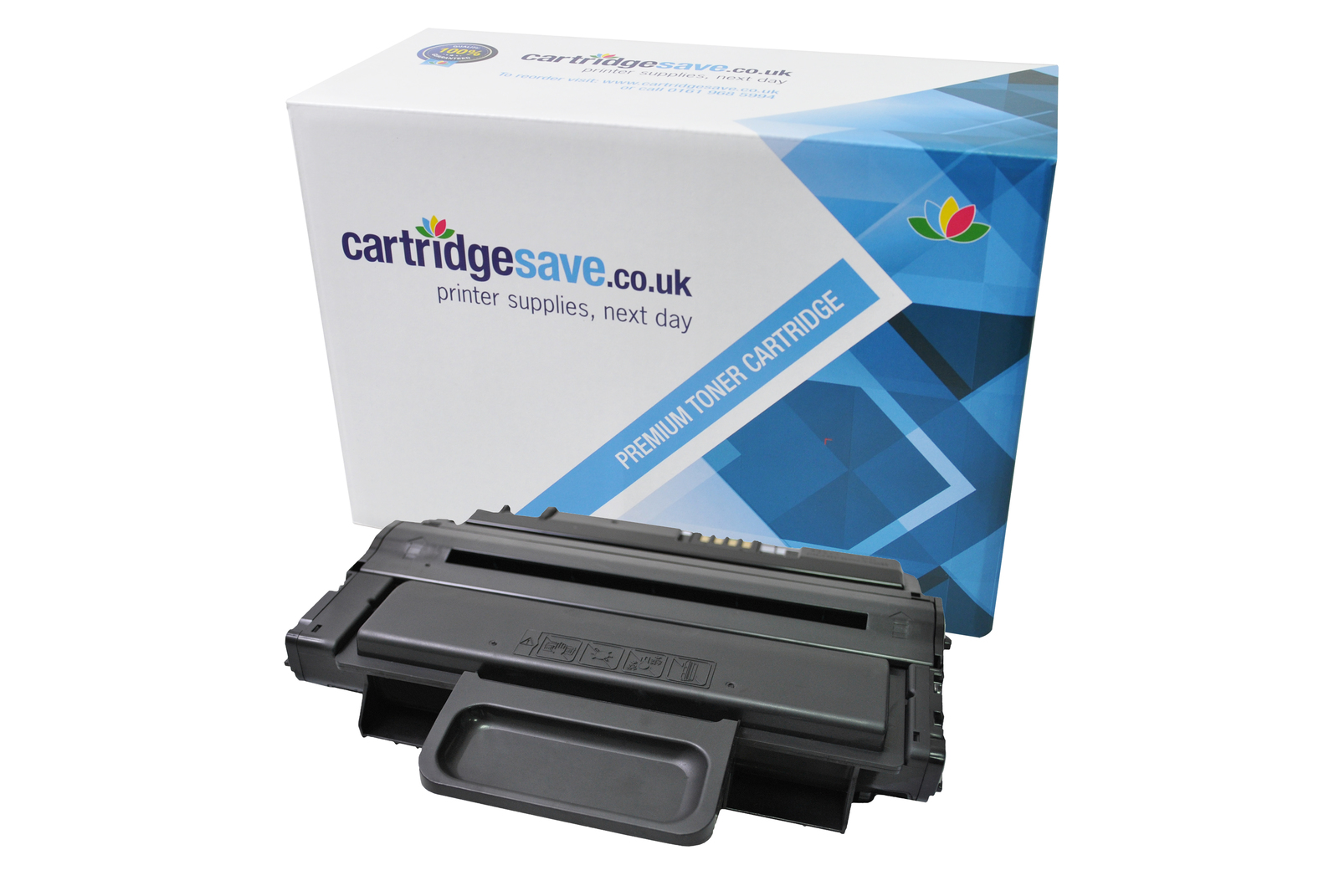 Compatible High Capacity Black Samsung 2092L Laser Toner - (Replaces Samsung MLT-D2092L/ELS Laser Printer Cartridge)