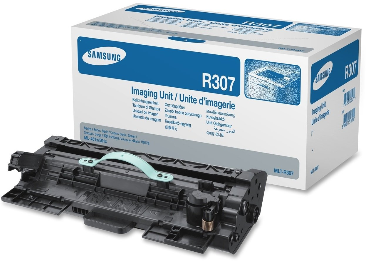 Genuine Black Samsung R307 Imaging Unit (MLT-R307/SEE Laser Printer Drum)