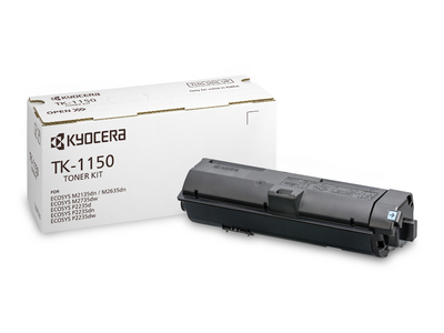 Genuine Black Kyocera TK-1150 Toner Cartridge - (TK1150)