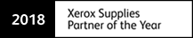 Xerox Supplies - Partner of the year 2019